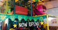 Indiana's soft play now open